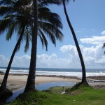 Praias belíssimas